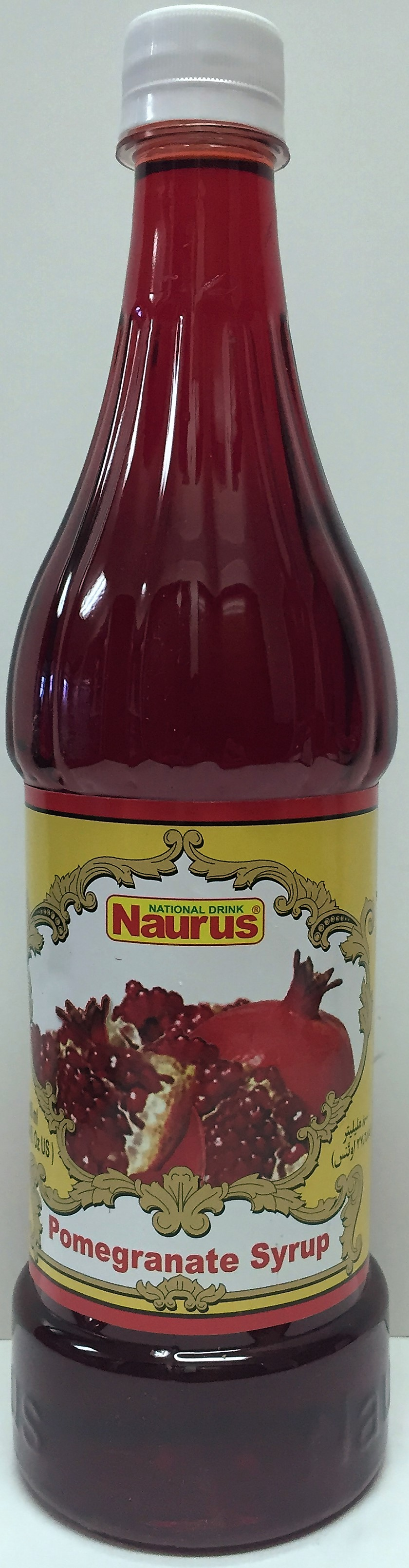 Home / Beverages / Drink Mixes / NAURUS POMEGRANATE SYRUP